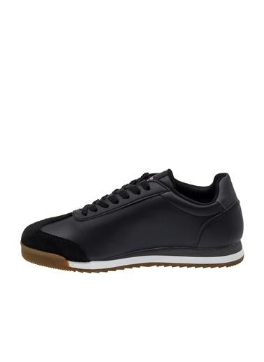 Hammer Jack Siyah-Füme Kadın Günlük Ayakkabı 102 20000-G-3526 Siyah
